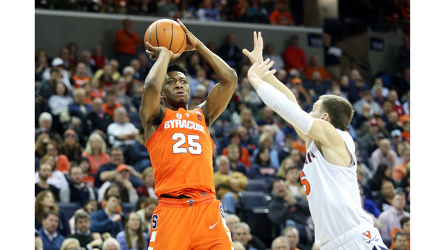 Syracuse basketball can't solve No. 3 Virginia defense in 3rd straight loss