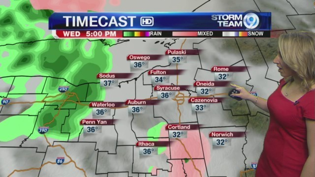 TMN Morning Weather LocalSYR NewsChannel WSYR - Wsyr weather forecast