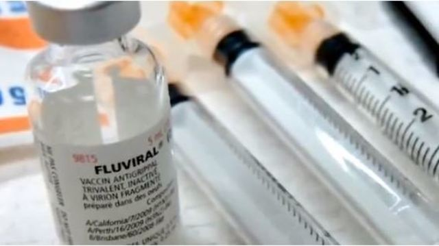 New York State reports first pediatric death from the flu this season