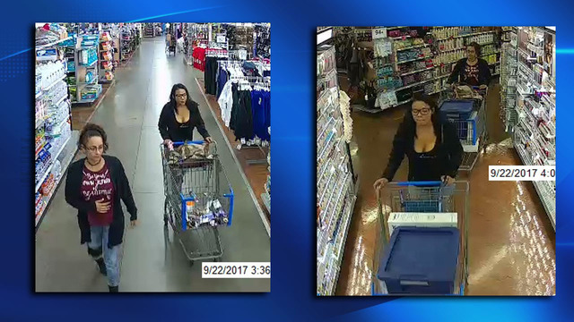 State Police: Suspects stole nearly $3,000 worth of merchandise from Cortland Walmart