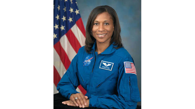 Detour for astronaut set to be first African-American on ISS
