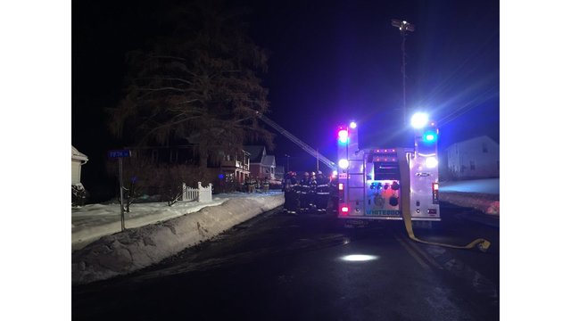 State Police investigating deadly Yorkville fire
