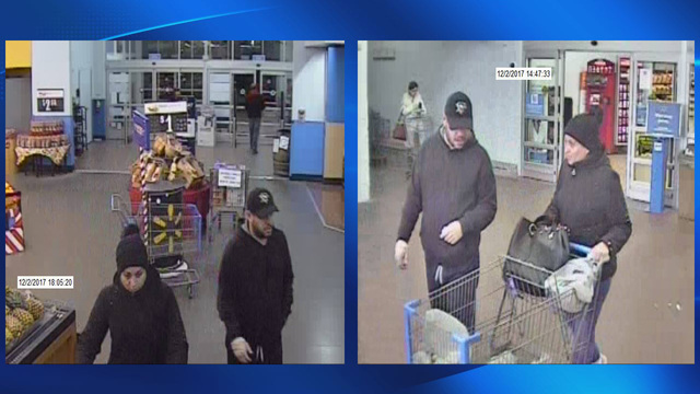 State Police looking to ID pair possibly involved in skimming credit cards