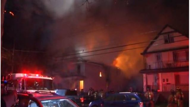 Father of boy who died in Buffalo fire was not supposed to be on premises