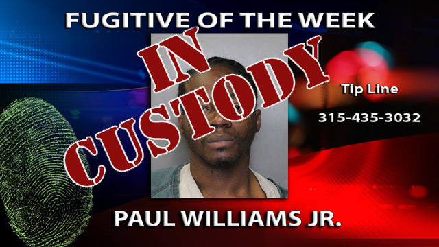 Former Fugitive of the Week taken into custody because of viewer tips
