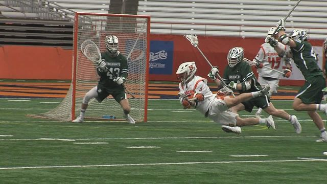 Syracuse cruises in season opener over Binghamton
