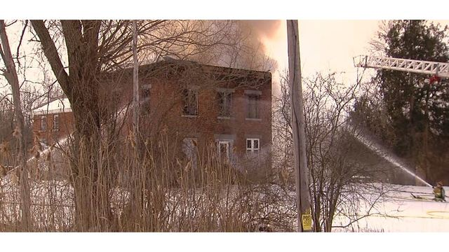 Police: Man in his 70s dies in Cicero house fire