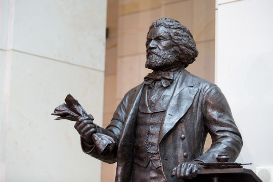 Yale's David Blight says the Right is co-opting Frederick Douglass
