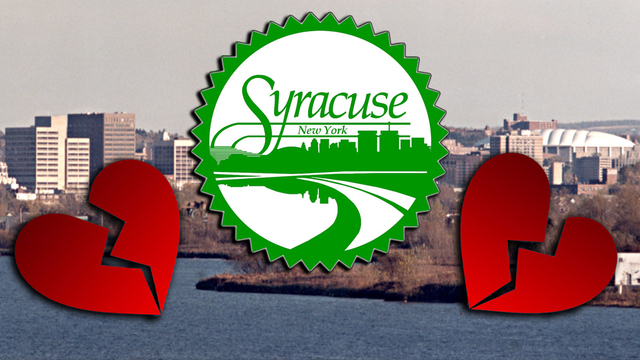Syracuse named the worst city in America for dating, according to report
