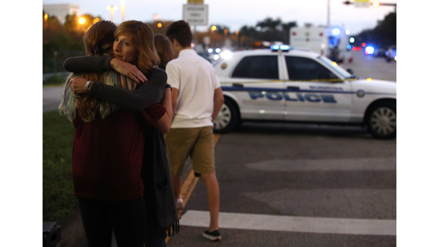 Florida school shooting reignites gun control debate