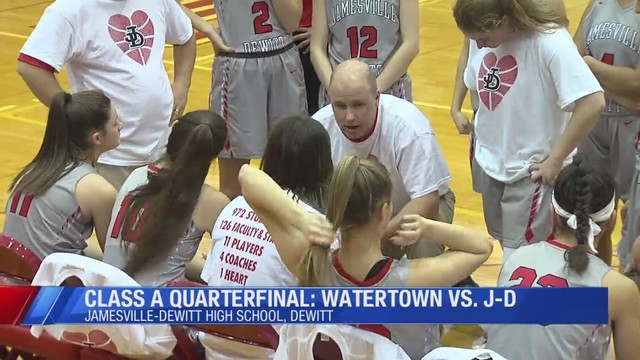 LocalSYR.com to broadcast Section III Girls Basketball Finals
