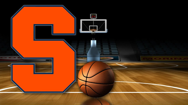 What channel is Syracuse basketball's ACC Tournament game on? (vs. Wake Forest)