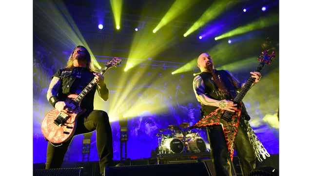 Slayer, Anthrax coming to CNY this summer