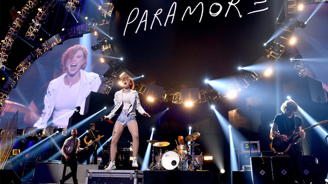 Paramore to perform at the Lakeview Amphitheater