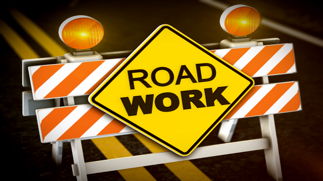Portion of West Fayette Street closed due to water main break