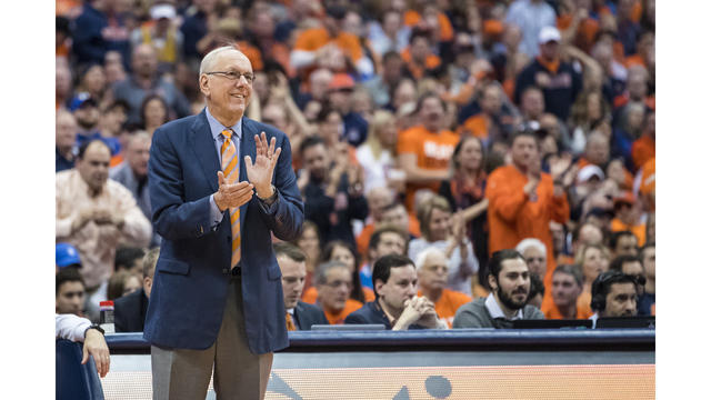 Syracuse earns NCAA tournament bid, will play Arizona State Wednesday