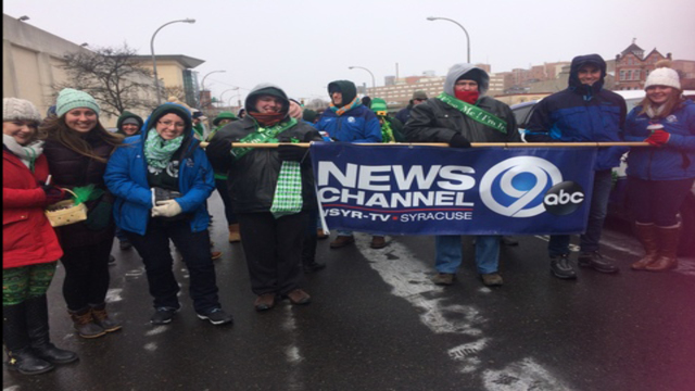 Street closures announced for the 2018 St. Patrick's Parade