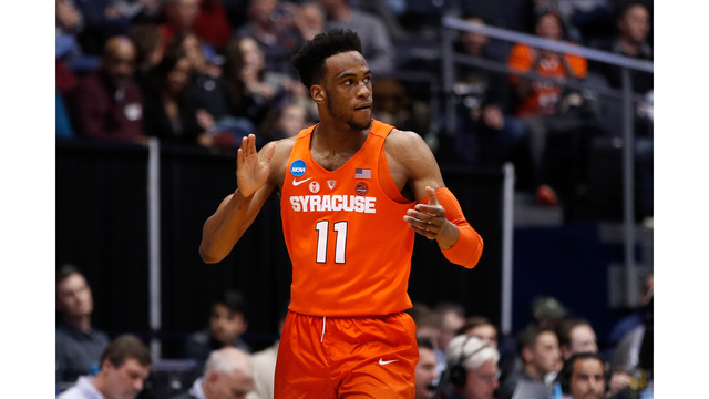 NCAA Tournament 2018: Syracuse, Texas Southern advance to the first round