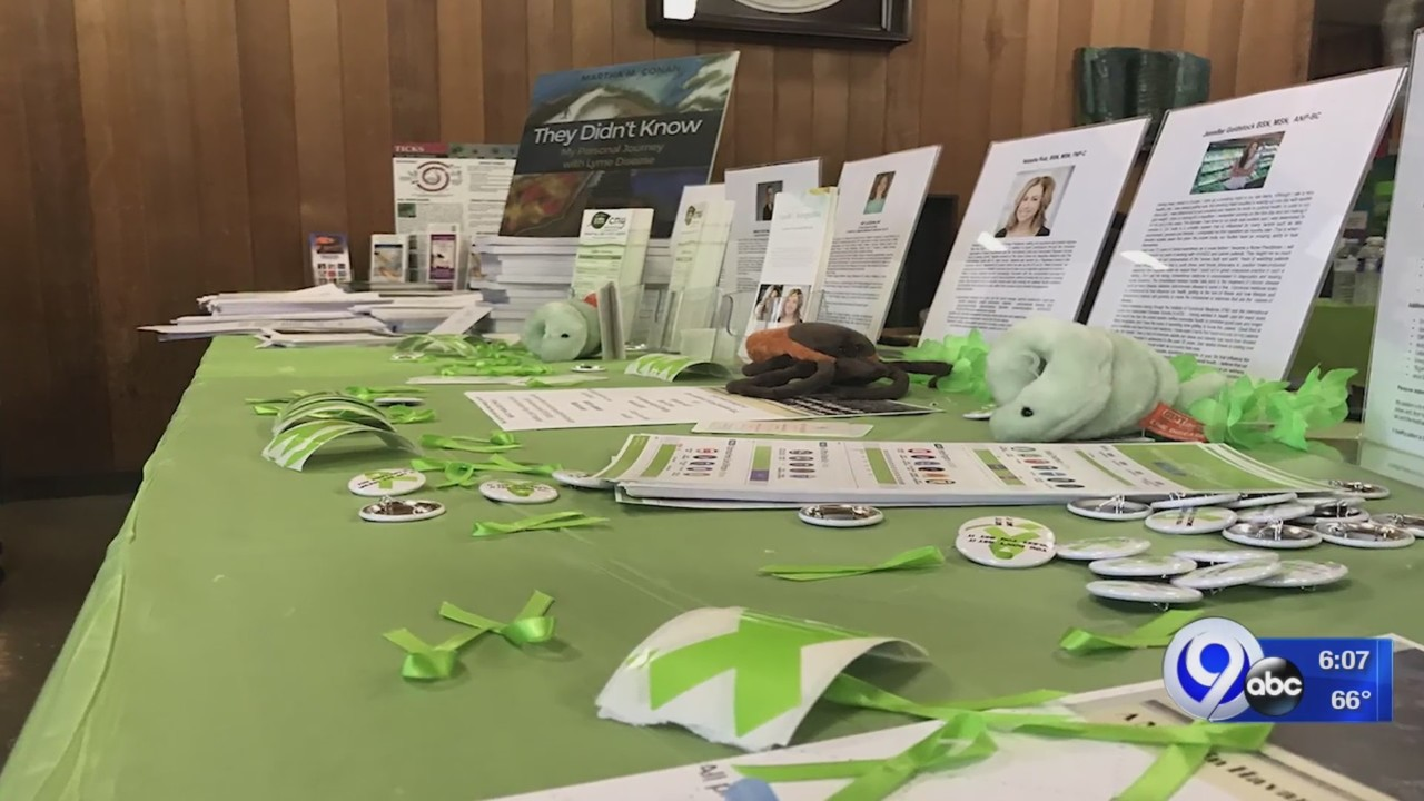 'Lyme the Great Imitator' event spreads awareness about the disease