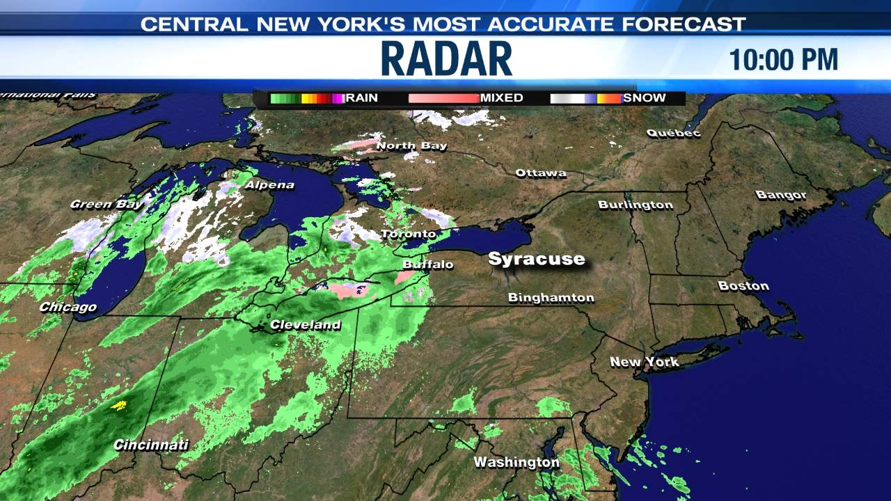 Live Doppler Syracuse Area LocalSYR NewsChannel WSYR - Us doppler radar map
