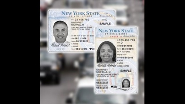 new york drivers license replacement fee