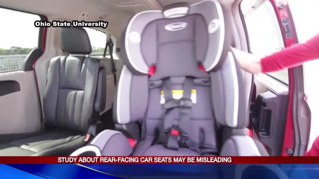 Study About Rear Facing Car Seats May Be Misleading