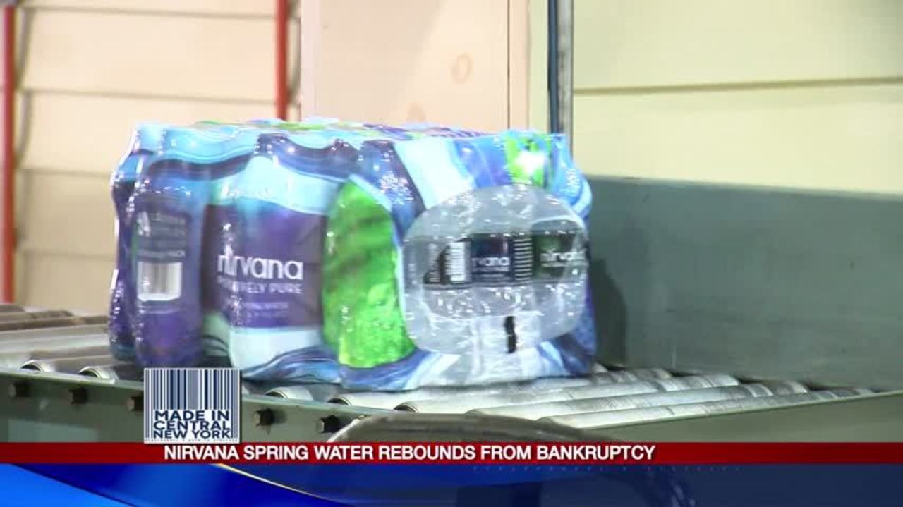 Local Businessmen Save Nirvana Natural Spring Water From Bankruptcy