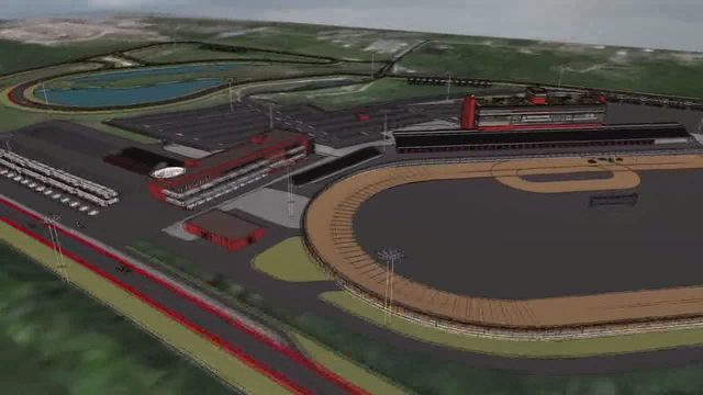 Work expected to resume soon on Central New York Raceway Park