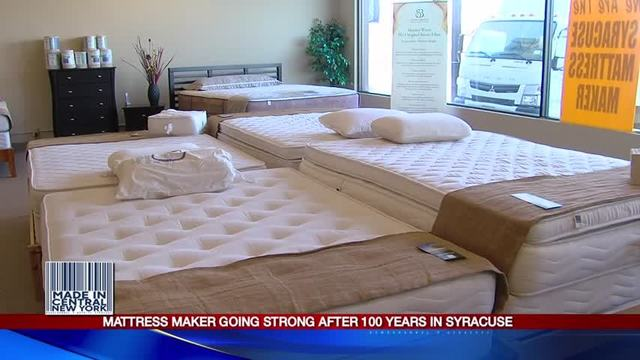 Mattress Maker Going Strong After 100 Years In Syracuse 78806857
