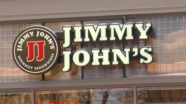 $1 subs at Jimmy John's location in Vestal on Tuesday
