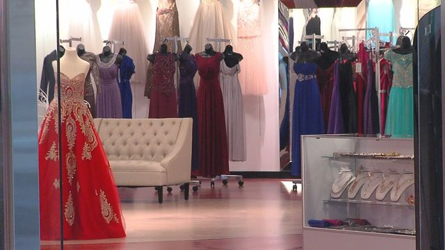 High End Formal Dress Shop Opens In Destiny Usa Whats In Store