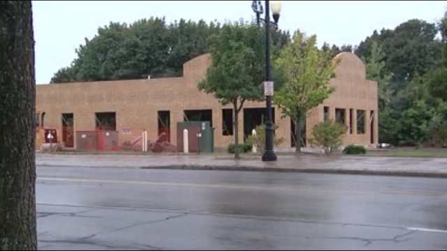 Your Stories: What's being built at the site of the old Oswego Tim Horton's?