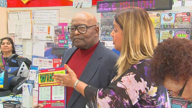 Syracuse retiree receives $1M Lottery check