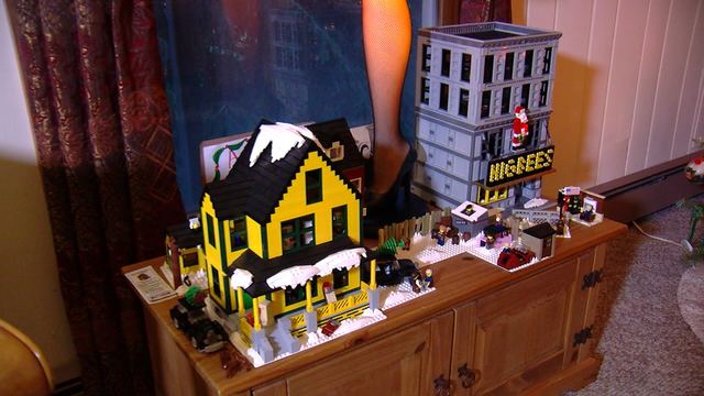 marcellus familys a christmas story lego set could soon be official - When Is A Christmas Story Set