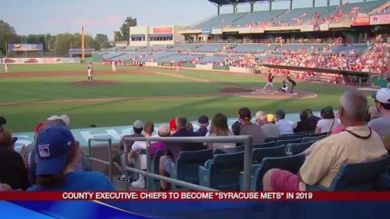 Syracuse Chiefs Schedule 2019 Syracuse Chiefs will become the Syracuse Mets in 2019