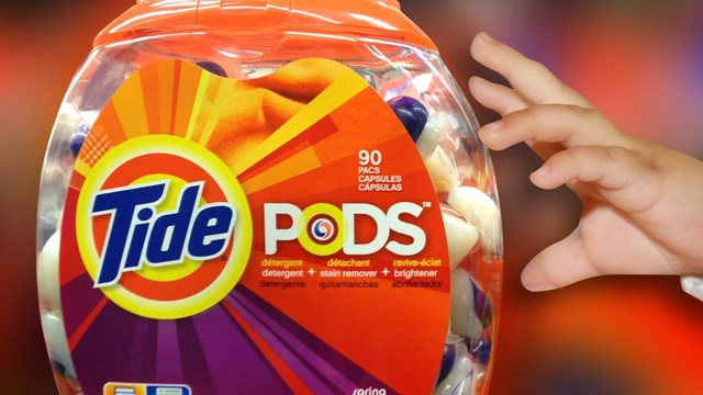 NY lawmakers push for laundry pod legislation