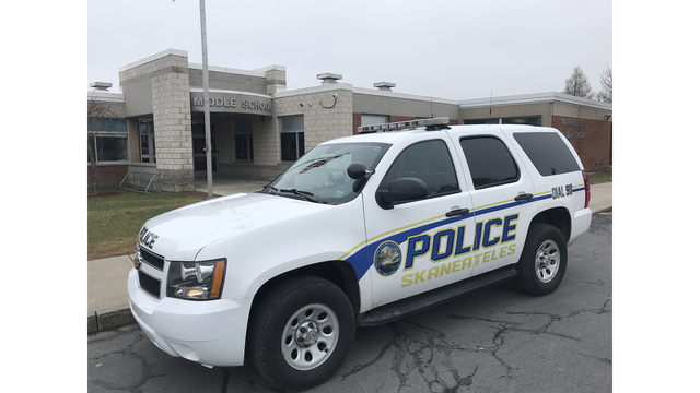 Bullet found in a school bathroom in the Skaneateles district