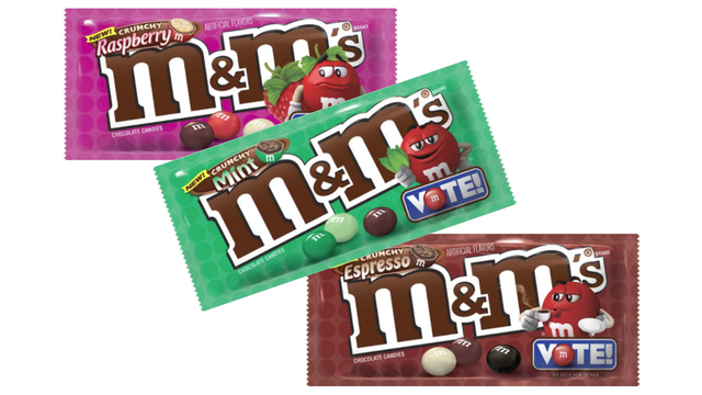 Fans can vote on new M&M's flavor