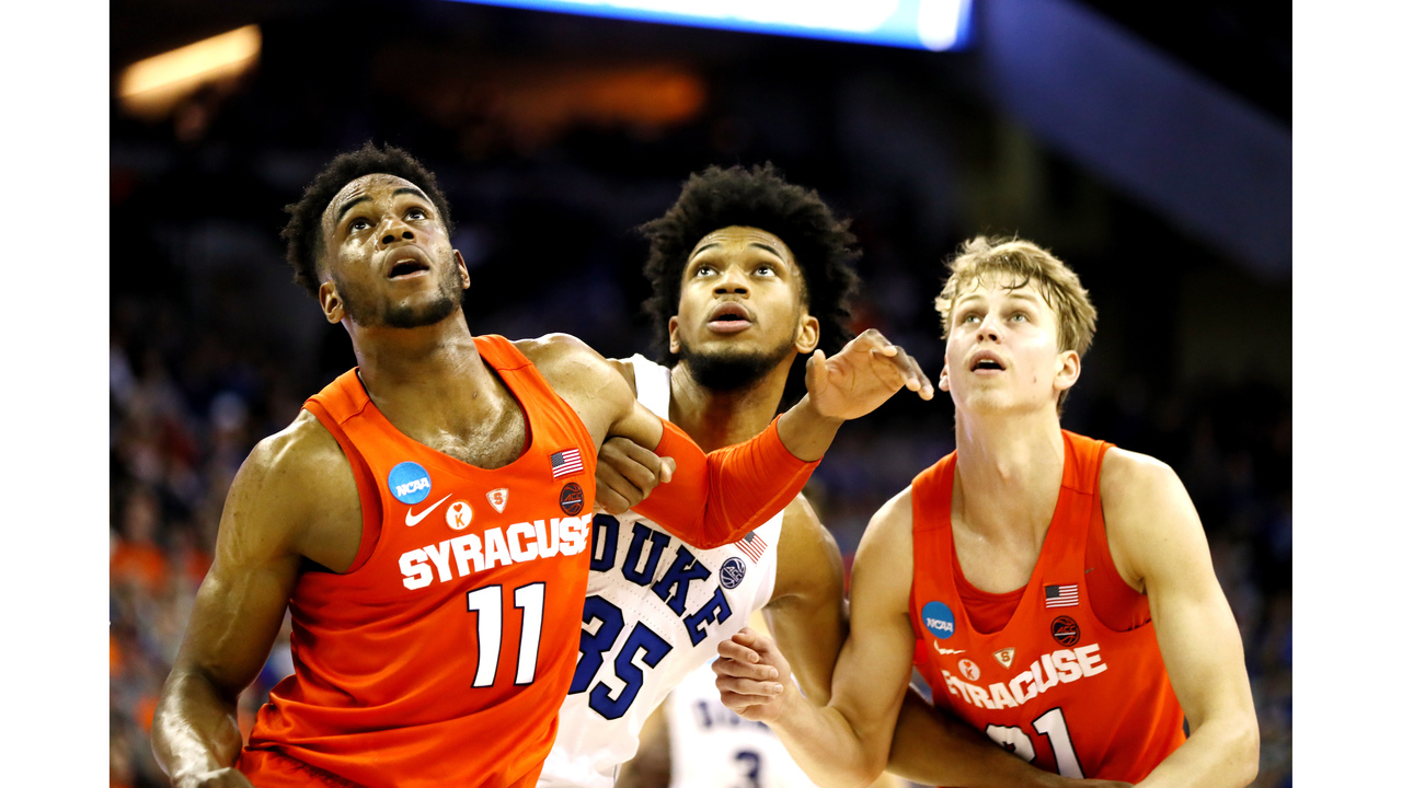 Duke Bumps Syracuse From The Ncaa Tournament