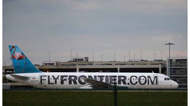 Frontier Is Newest Airline To Provide Service To Syracuse