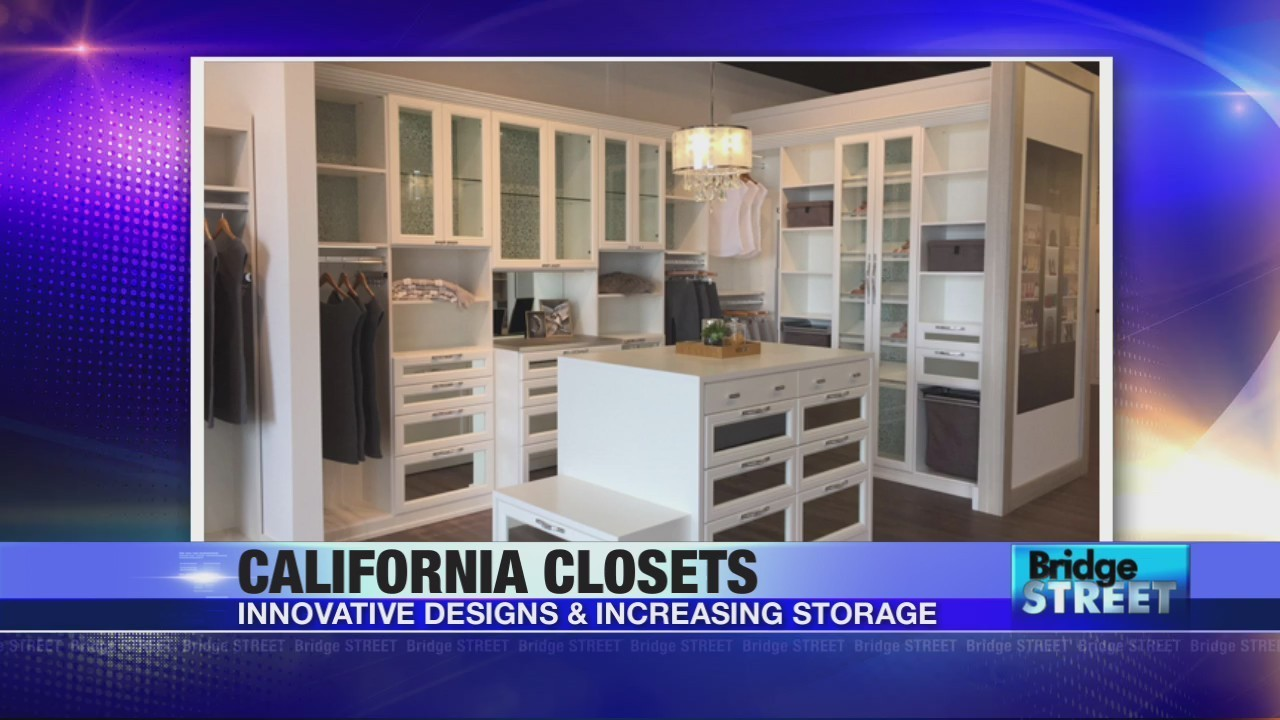 Innovative Designs From California Closets In Syracuse