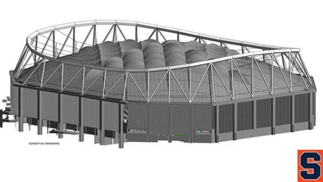 $118M in renovations coming to Carrier Dome