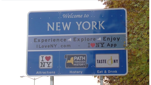 Deadline approaching to remove I Love NY signs