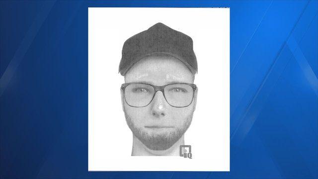 State Police release sketch of man suspected of grabbing, chasing a teen in Ithaca