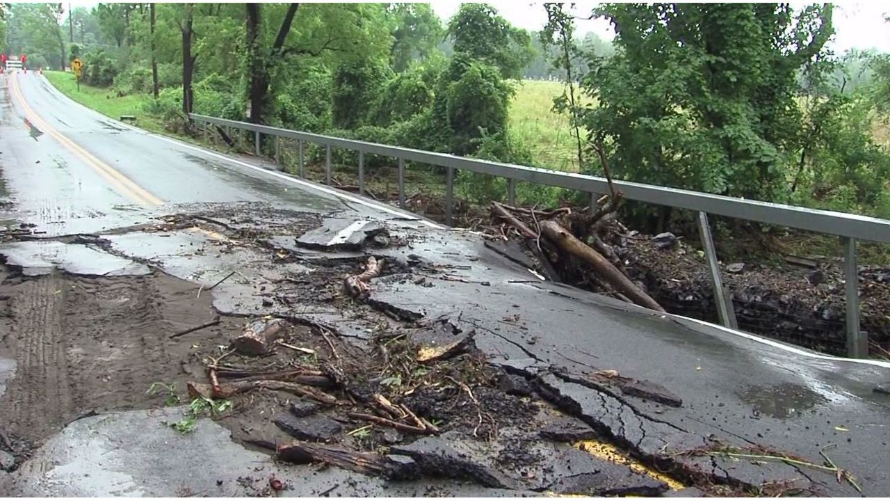President Trump Approves Disaster Declaration For Southern