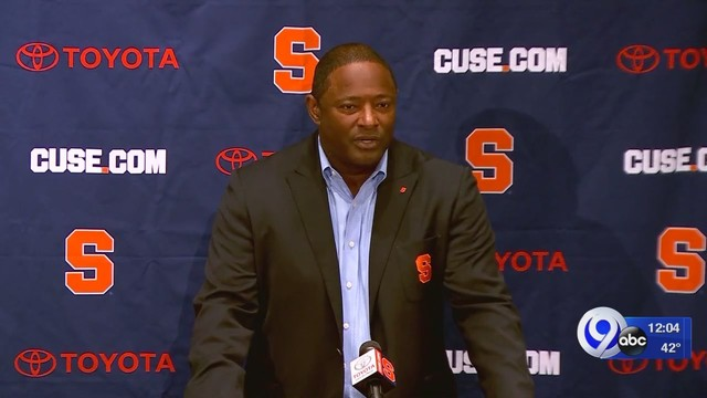 Dino Babers signs long-term contract extension with Syracuse University