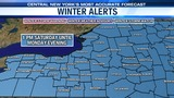 ALERT: Winter Storm Watches issued for this weekend