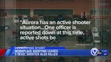AP: 5 victims dead, 5 officers injured&#x3b; shooter killed by police