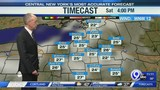 FORECAST: Lake effect snow develops and lingers into the weekend for some