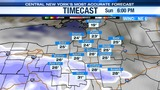 FORECAST: Quiet during the day, snow arrives this evening